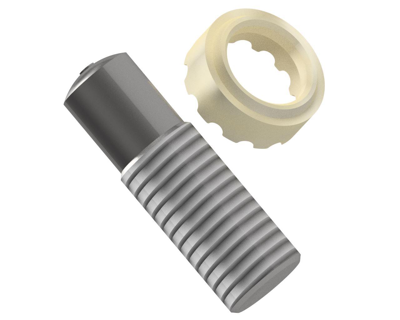 Šrouby přivařovací s vnějším závitem ISO 13918